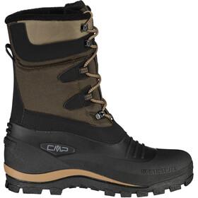 CMP Campagnolo Nietos Botas de nieve Hombre, negro/marrón